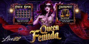 game slot online queen femida live22 indonesia